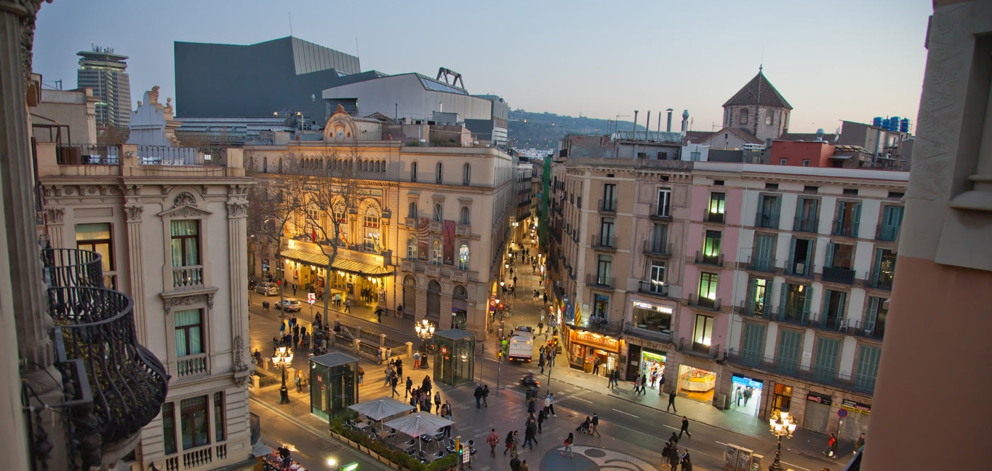 Hostal Paris Barcelona